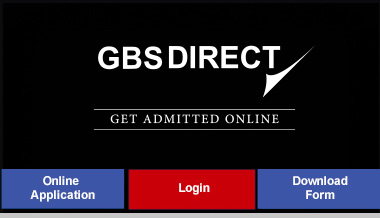 GBS Direct - Online Admission System
