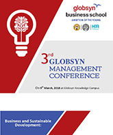 Globsyn Business School Management Conference 2018