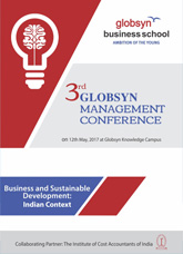 Globsyn Business School Management Conference 2015